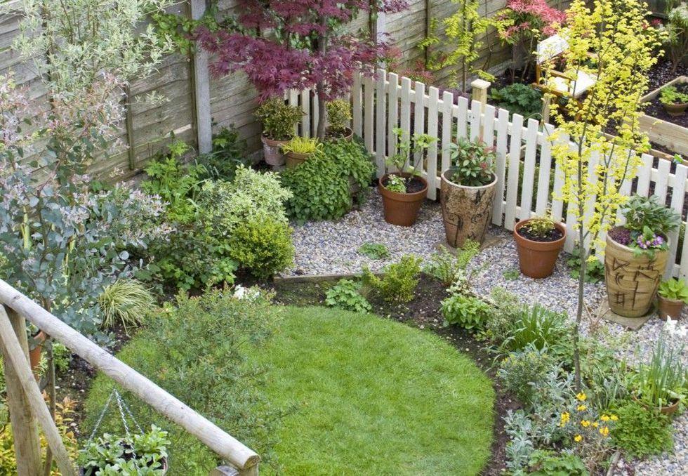 оформяне-на-градината