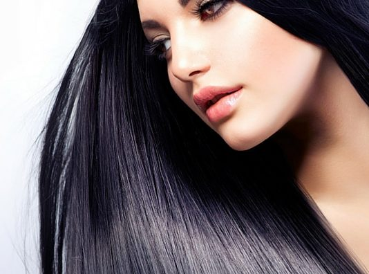 копринена-коса