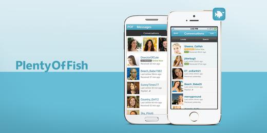 сайтове-за-запознанства-приложението-Plenty OfFish