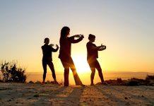 тай чи движение и медитация против стрес и отслабване