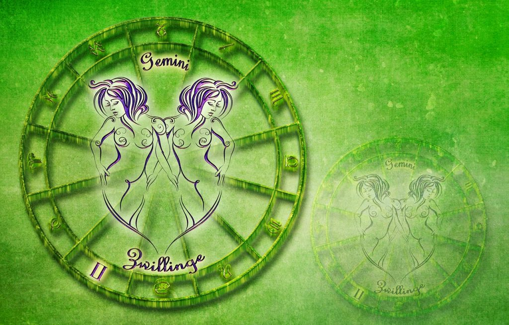 зодиакални знаци на зодия близнаци