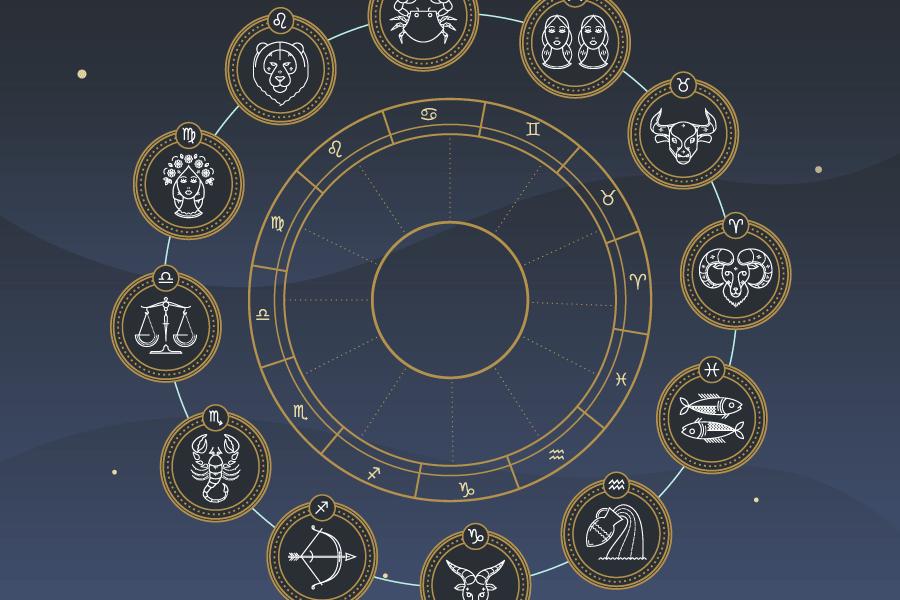 всичко за 12 зодиакални знаци на хороскопа