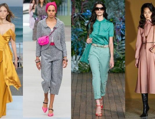Модни Тенденции през 2020 - Топ 10 Рокли и Туники