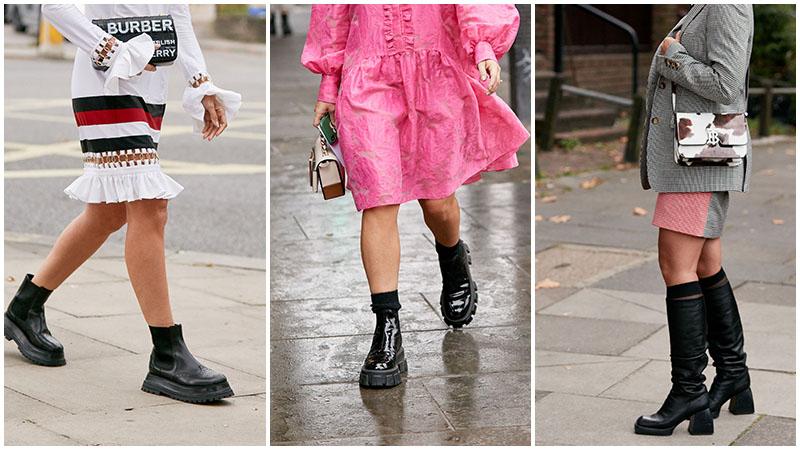аксесуари за жени - обувки