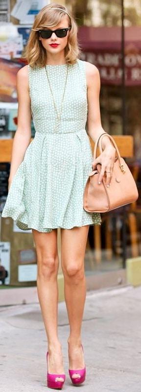 къса ежадневна рокля