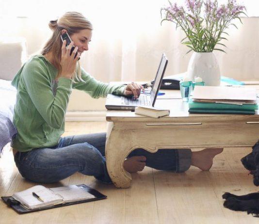 14 най-добри професи за работа от дома