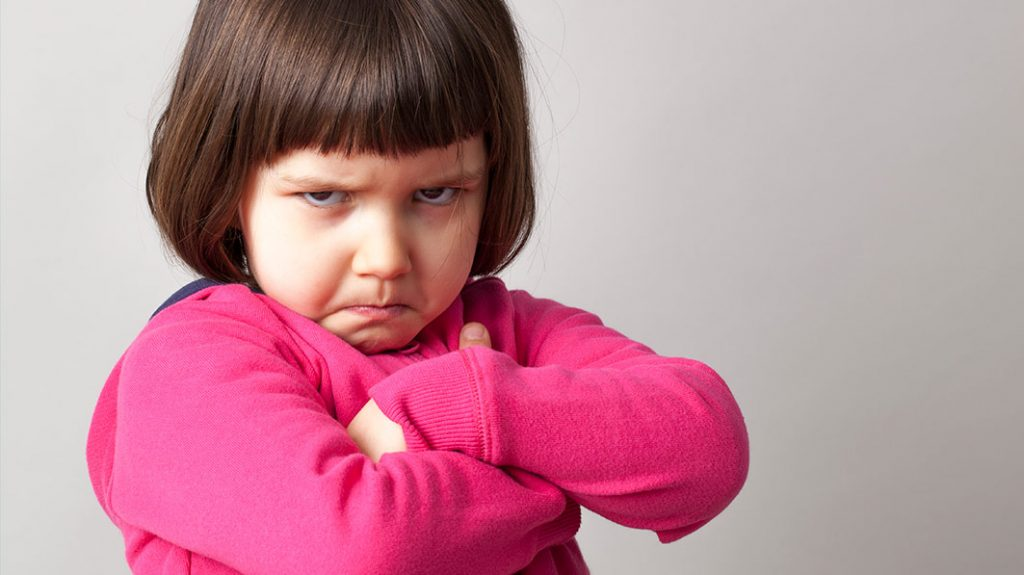 Какво е инатливо и упорито дете