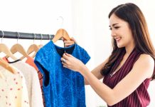Как да избирате дамски дрехи онлайн - 3 стъпки