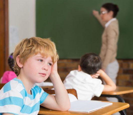 Работа с деца с дефицит на вниманието