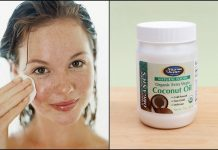 Как да използваме кокосово масло за лице