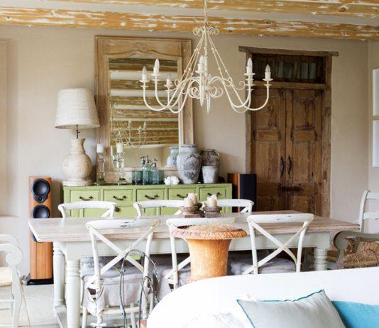 5 лесни идеи за декориране на лятна вила